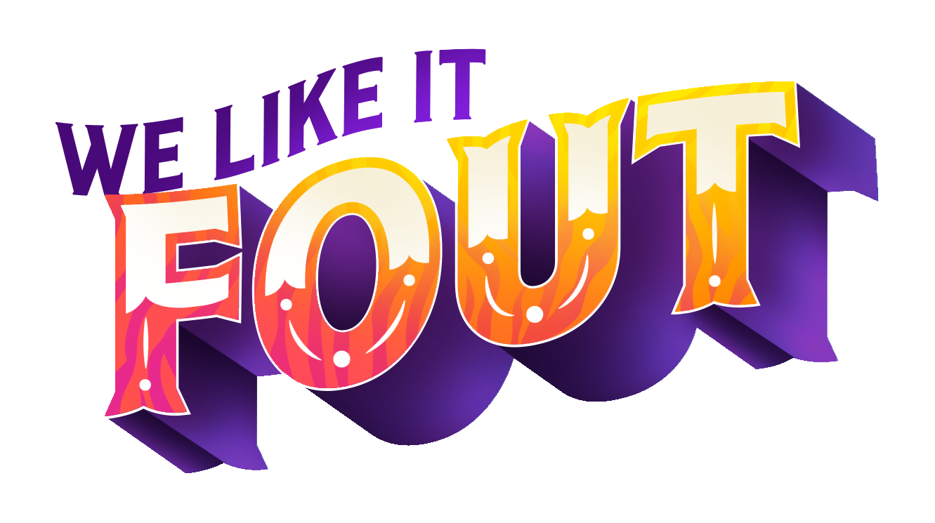 We like it fout logo